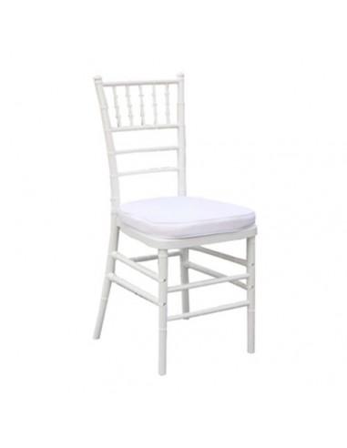 Silla Tiffany color blanco