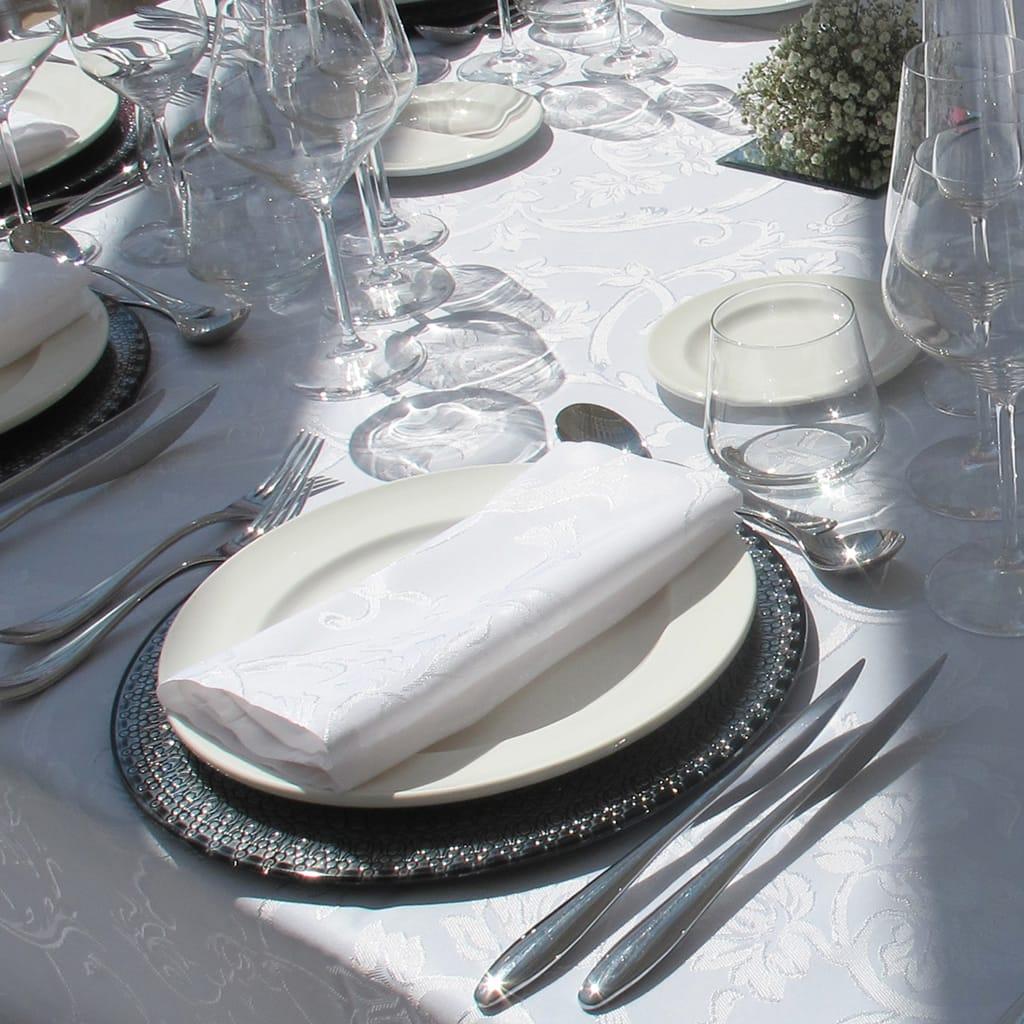 Alquiler de vajillas para bodas y eventos